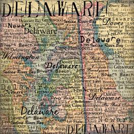 Scrapbooking bargain packs delaware map paper scrapbook cutoms 12x12 paper bargainpack price 72 gumiabroncs Images